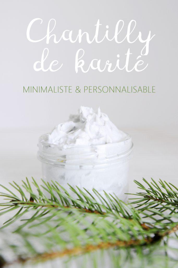 little-idea-chantilly-karite-facile-diy-minialiste-bio-brut
