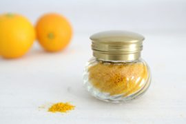 poudre-orange