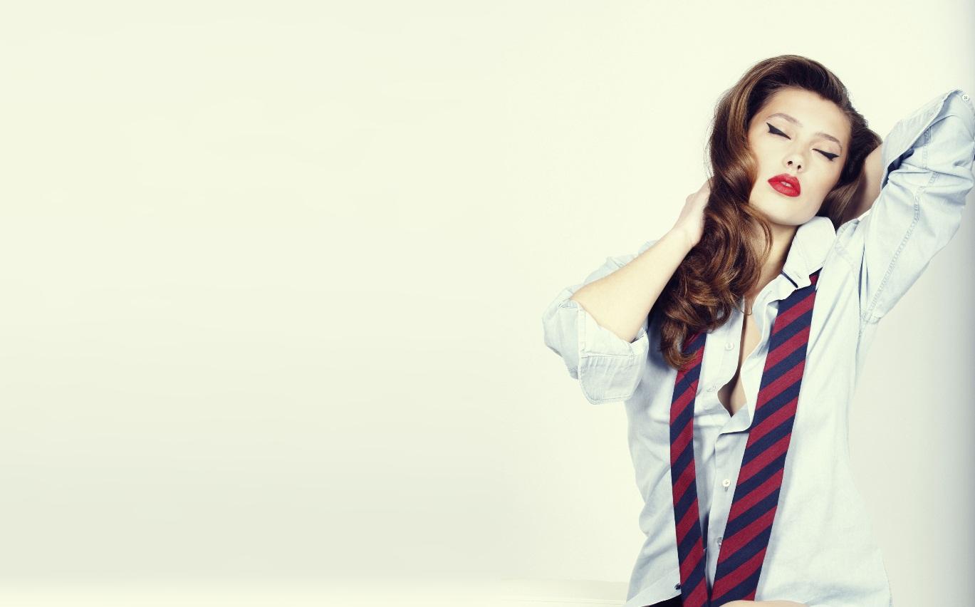 cravate-femme