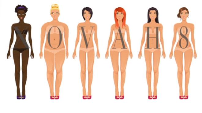 morphologie-femme